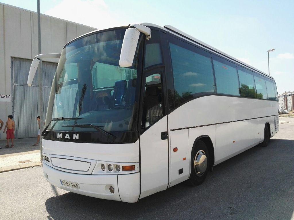 turistički autobus MAN 18.460