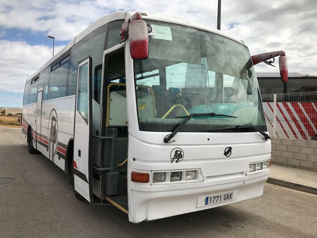 turistički autobus MERCEDES-BENZ O404