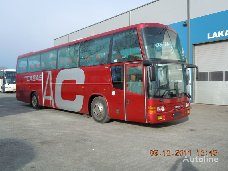 turistički autobus SCANIA K-113 VESUBIO NOGE POLNOSTYu OTREMONTIROVANNYY