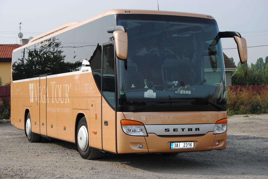 turistički autobus SETRA S 415 GT-HD