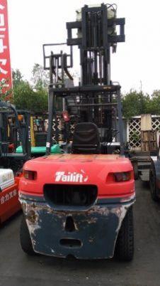 viljuškar TAILIFT 5 ton