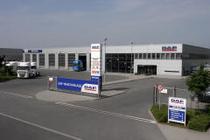 Trgovačka stranica DAF Berlin Nutzfahrzeuge Vertriebs- und Service GmbH