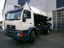 Trgovačka stranica MAN Truck & Bus Vertrieb Österreich GesmbH