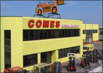 Trgovačka stranica COMES S.R.L.
