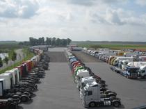 Trgovačka stranica Hulleman Trucks B.V.