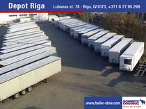 Trgovačka stranica Schmitz Cargobull Latvija SIA