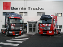 Trgovačka stranica Bernis Trucks