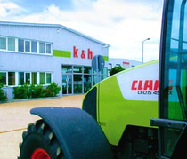 Trgovačka stranica k&h Landmaschinenhandel