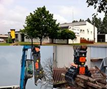 Trgovačka stranica HYDRARAM Deutschland GmbH