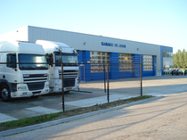Trgovačka stranica De Jong Trucks & Trailers