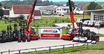 Trgovačka stranica Hecht Fördertechnik GmbH