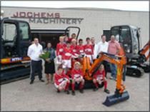 Trgovačka stranica JOCHEMS MACHINERY