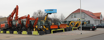 Trgovačka stranica Maschinenhandel Jung GmbH