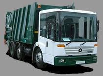 Trgovačka stranica Refuse Trucks