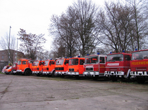 Trgovačka stranica Feuerwehrtechnik