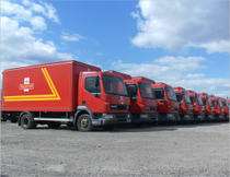 Trgovačka stranica Commercial Vehicle Auctions Ltd