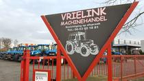 Trgovačka stranica Vrielink Machinehandel Schoonebeek