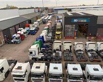 Trgovačka stranica MD Trucks B.V.