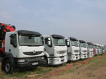 Trgovačka stranica Lanamar – Trucks & Machinery