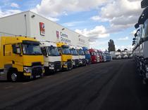 Trgovačka stranica Renault Trucks France by Volvo group Lyon
