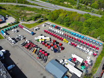Trgovačka stranica Scania Danmark A/S