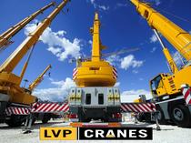 Trgovačka stranica LVP CRANES SPAIN SL