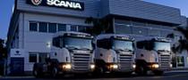 Trgovačka stranica Scania Polska S.A.