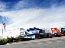 Trgovačka stranica Kiesel Worldwide Machinery GmbH