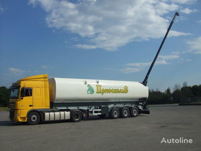 nova cisterna silos PEZZAIOLI SCT63N