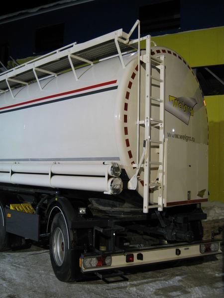 nova cisterna silos WELGRO 97WSL4332