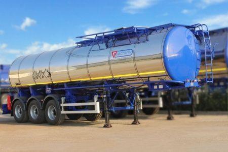 nova cisterna za bitumen SESPEL bitumovoz (bitumnaya cisterna) SESPEL