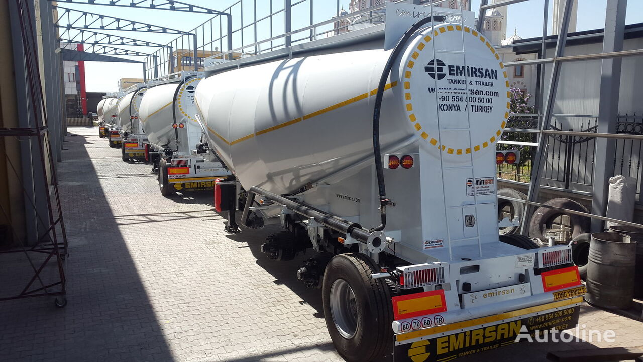 cisterna za cement EMIRSAN Manufacturer , Direct from Factory ..