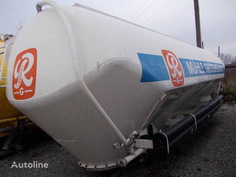 cisterna za cement SPITZER SILOS DO MĄKOWOZU !!!