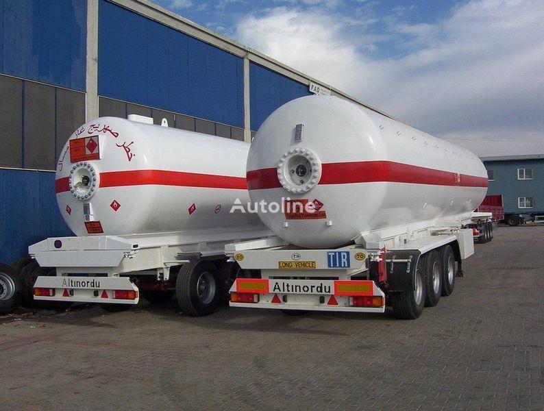 nova cisterna za gas ALTINORDU 2017 NEW  LPG GAS TANK