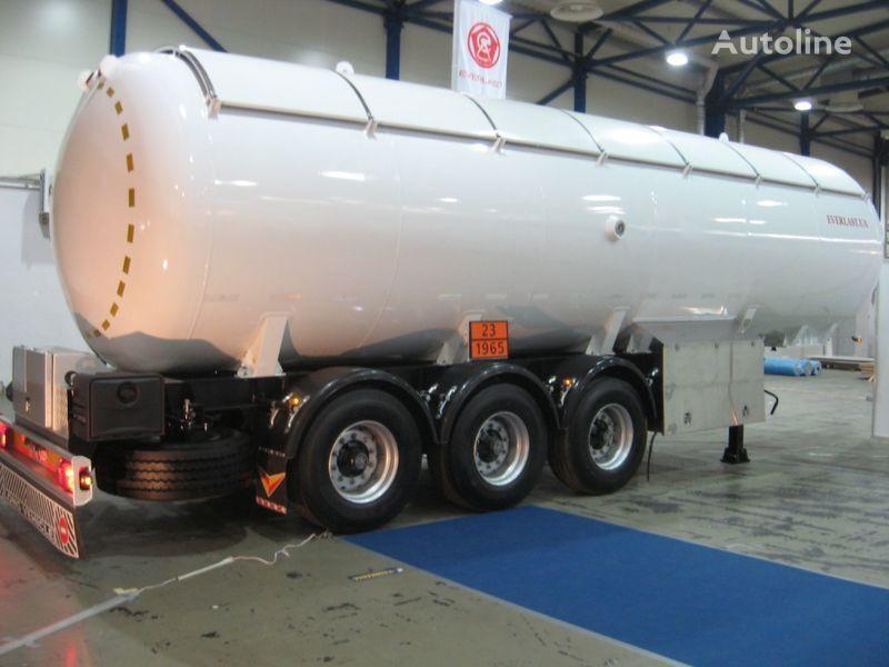 nova cisterna za gas EVERLAST LPG-40