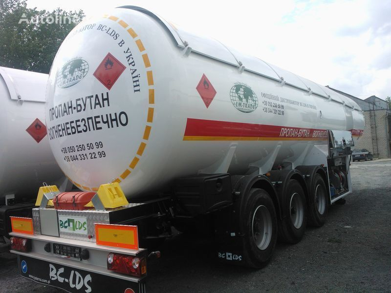nova cisterna za gas LDS NCG-46