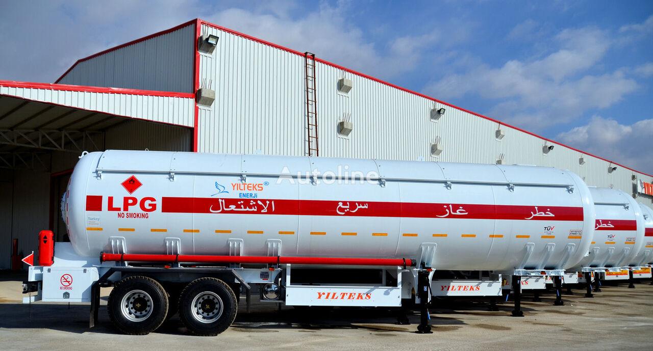nova cisterna za gas YILTEKS LPG Tank