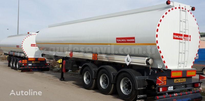 nova cisterna za goriva i maziva GURLESENYIL GLT3-A5