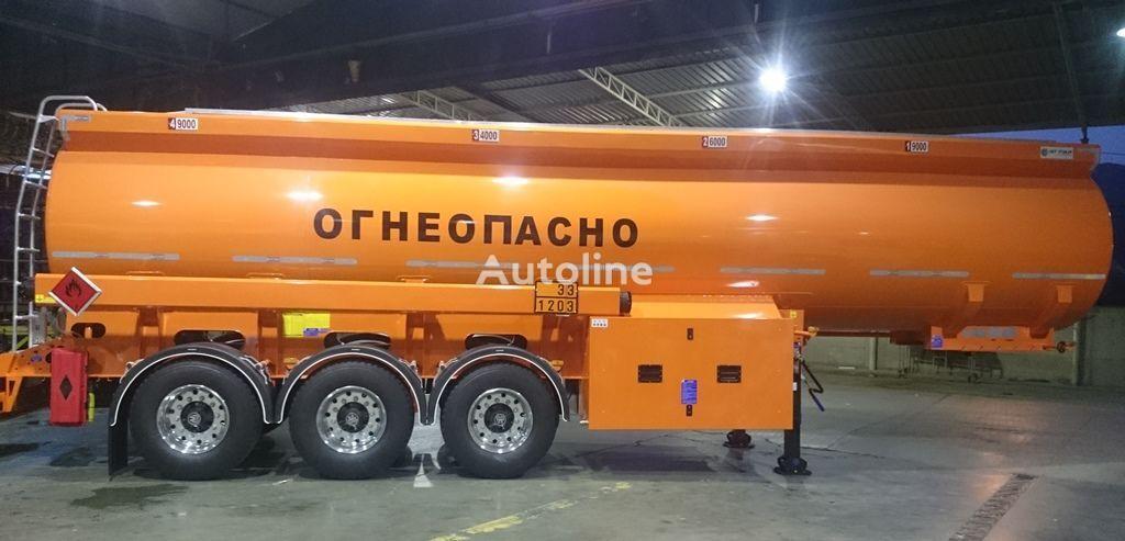 nova cisterna za goriva i maziva OKT TRAILER