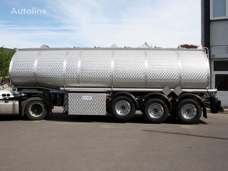 nova cisterna za goriva i maziva OMT fuel/benzin/diesel 25000 - 50000 Ltr