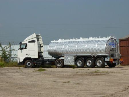 nova cisterna za goriva i maziva OMT toplivnaya cisterna dlya GSM