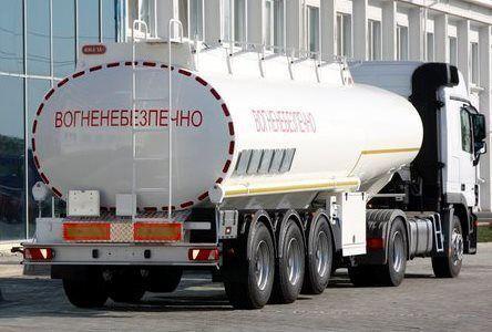 nova cisterna za goriva i maziva RIGUAL VARZ-2830A