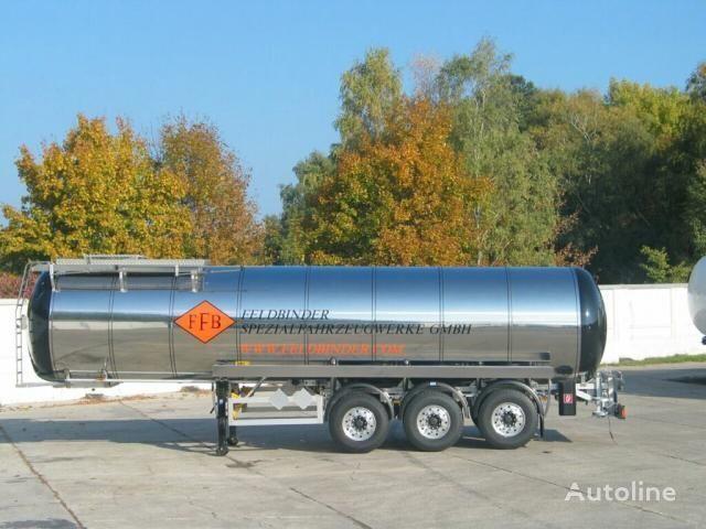 nova cisterna za prevoz hemikalija FELDBINDER TSA 30.3-3