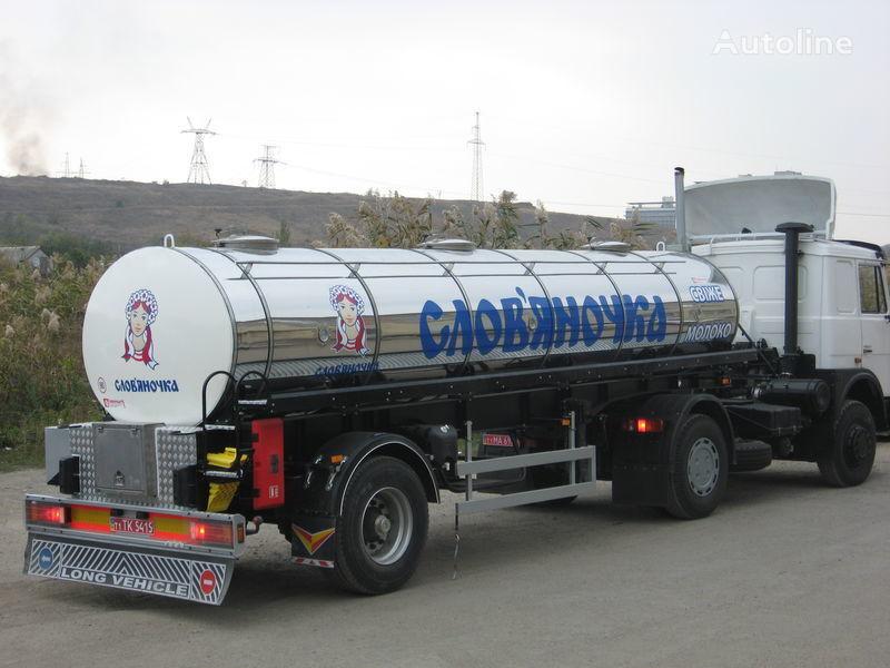 nova cisterna za prevoz hrane EVERLAST PPC