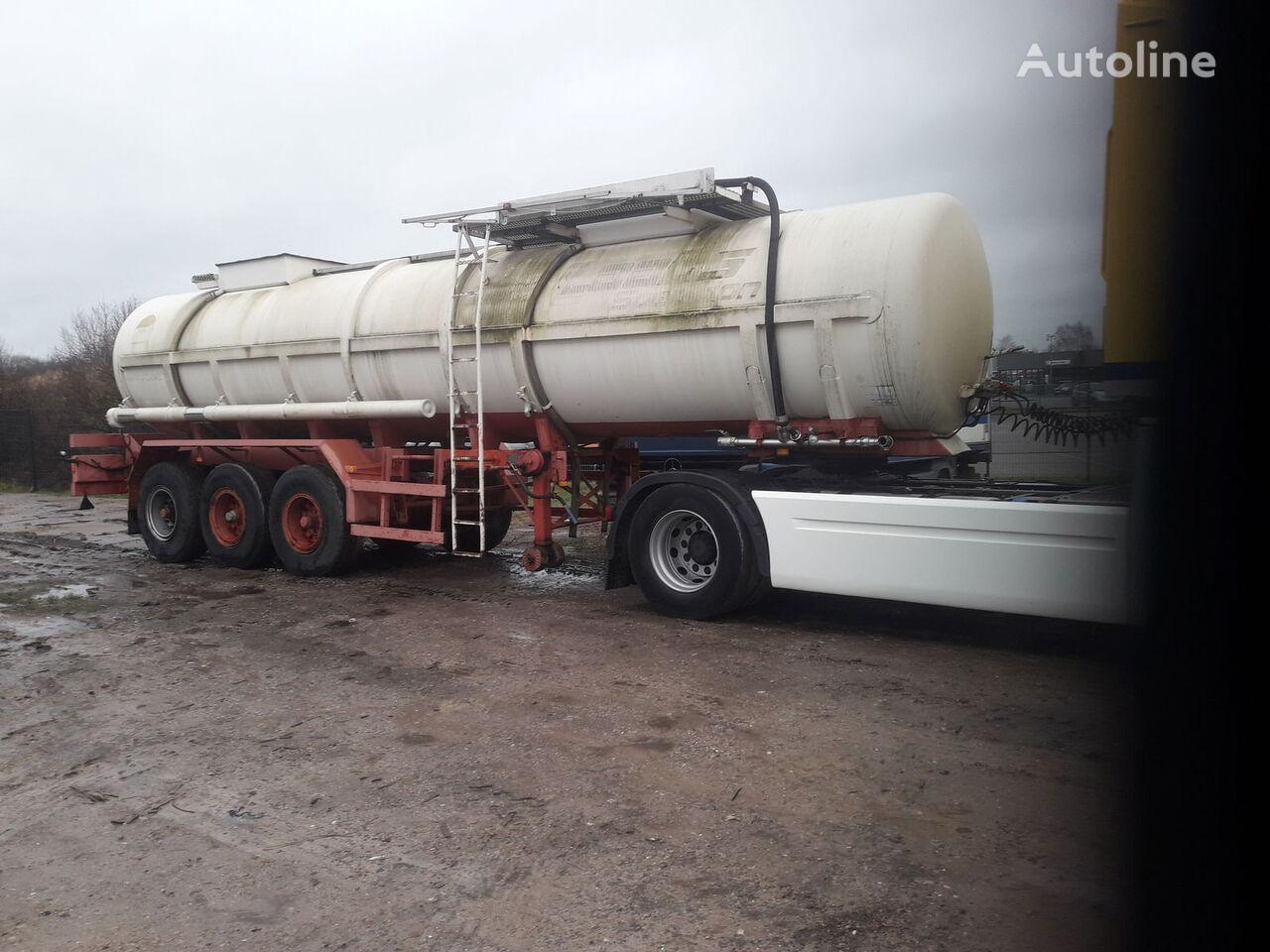 LAG GSA22 cisterna za prevoz hrane