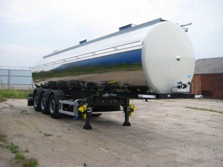 nova cisterna za prevoz hrane SANTI-MENCI pishchevaya cisterna SAF Modul OFF-Road (ID-1859) SANTI-