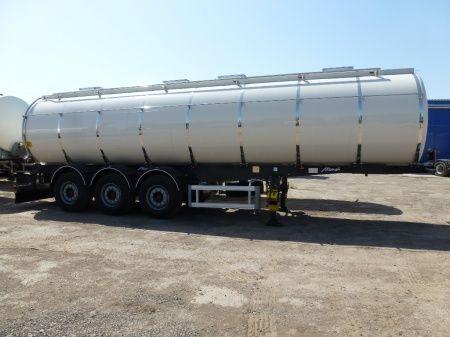 nova cisterna za prevoz hrane SANTI-MENCI pishchevaya cisterna SAF Modul OFF-Road SANTI-MENCI