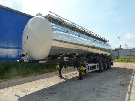 nova cisterna za prevoz hrane SANTI SANTI-MENCI (ID-) pishchevaya cisterna s PAROPODOGREVOM SANTI-MENCI