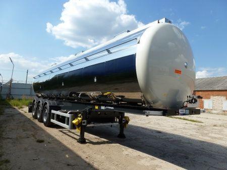 nova cisterna za prevoz hrane SANTI SANTI-MENCI pishchevaya cisterna S 67 SANTI-MENCI