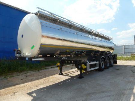 nova cisterna za prevoz hrane SANTI SANTI-MENCI pishchevaya cisterna osi SAF INTRADISC (rychagi) SANTI-ME